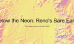 STORY MAP: Lidar for Reno-Sparks-Carson City area